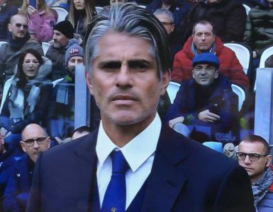 Diego Lopez in Juventus-Brescia 2019/20