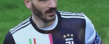 Bonucci in Juventus-Brescia 2019-20