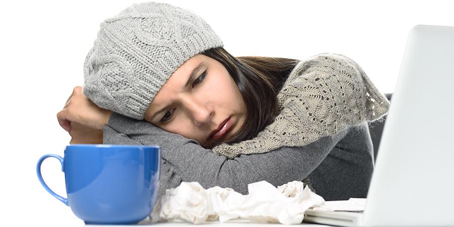 6 conseils pratiques pour affronter l'hiver au bureau