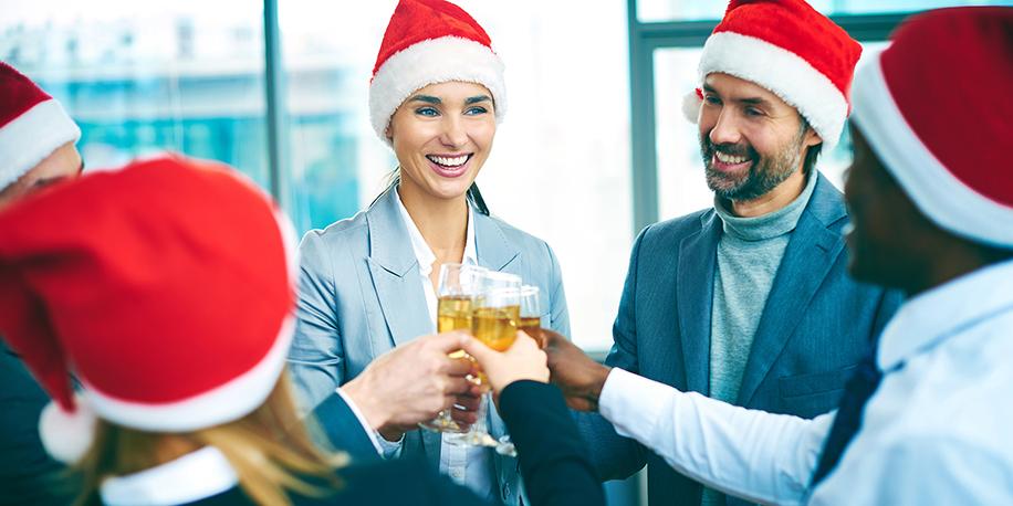 Le guide de survie des fêtes de fin d'année en entreprise