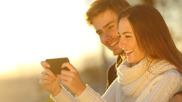 Audrey is the worlds first real identity online dating service.