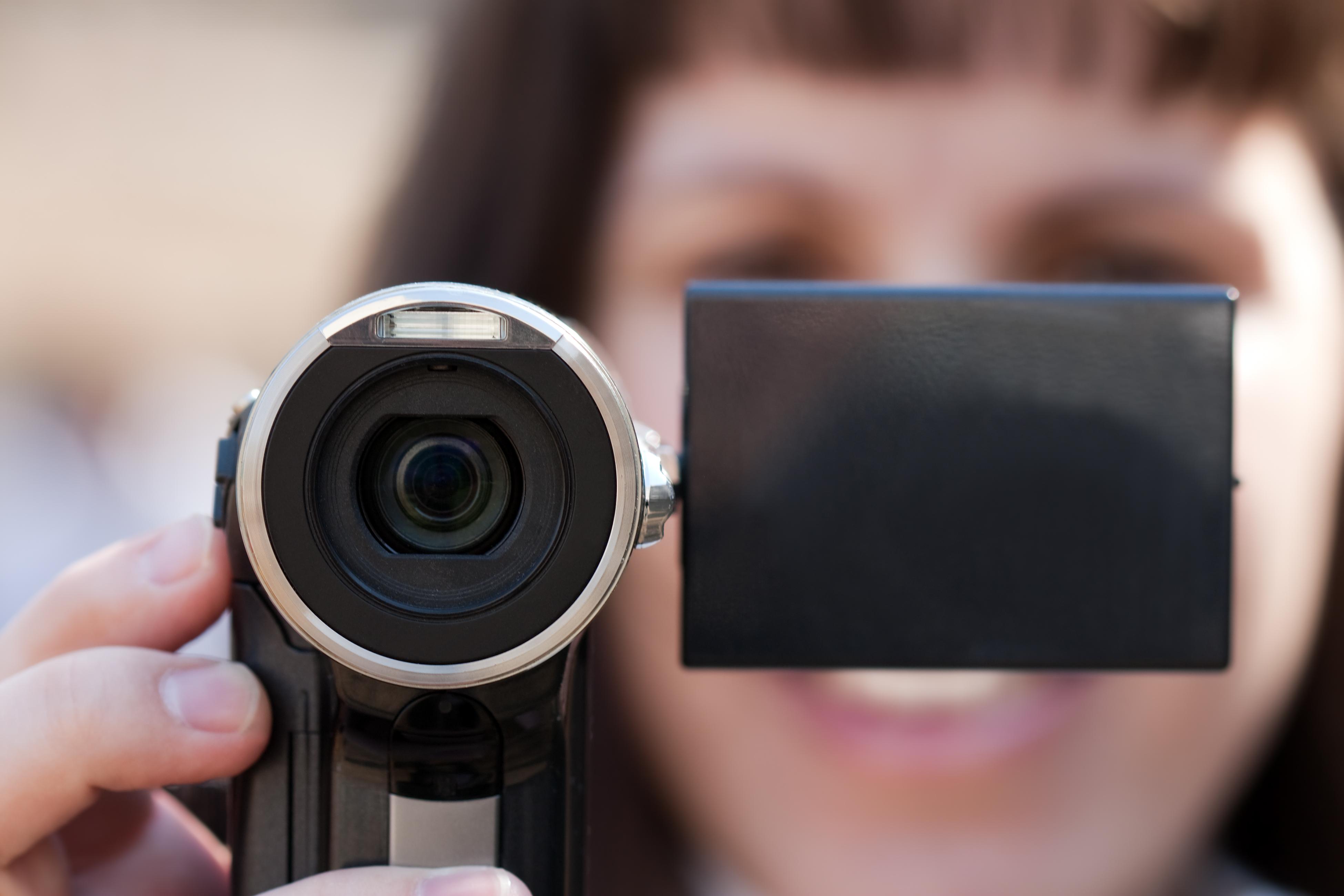 Hyvä Videokamera