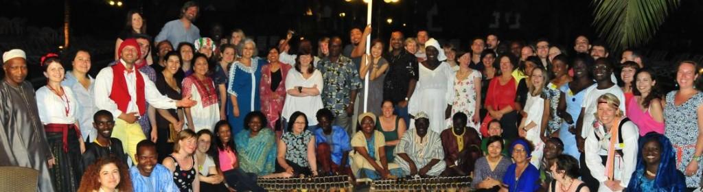 HRE forum Senegal, 2013
