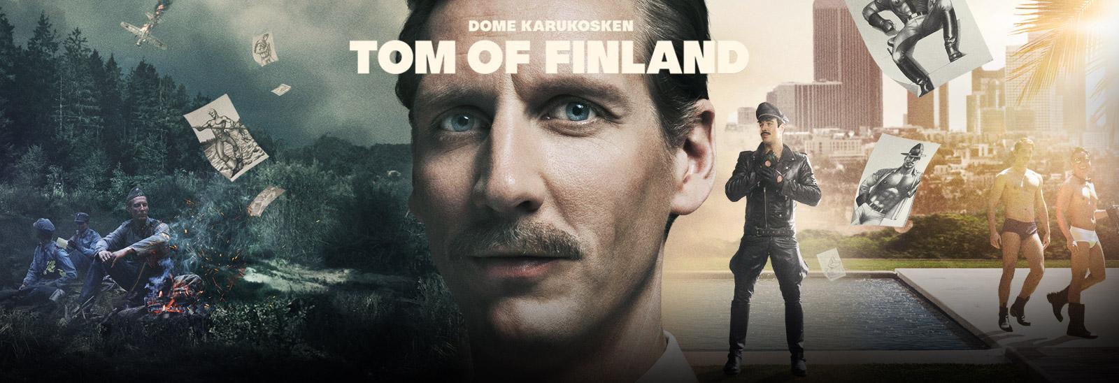 Tom of Finland -elokuva on ihmisoikeusteko - Amnesty
