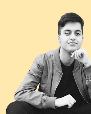 Darius Rahim, lukiolainen