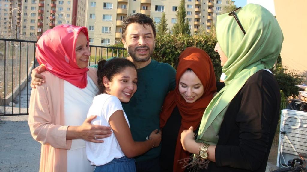 Turkin osaston kunniapuheenjohtaja Taner Kilic on viimein vapaa, yli vuoden vankeuden jälkeen.