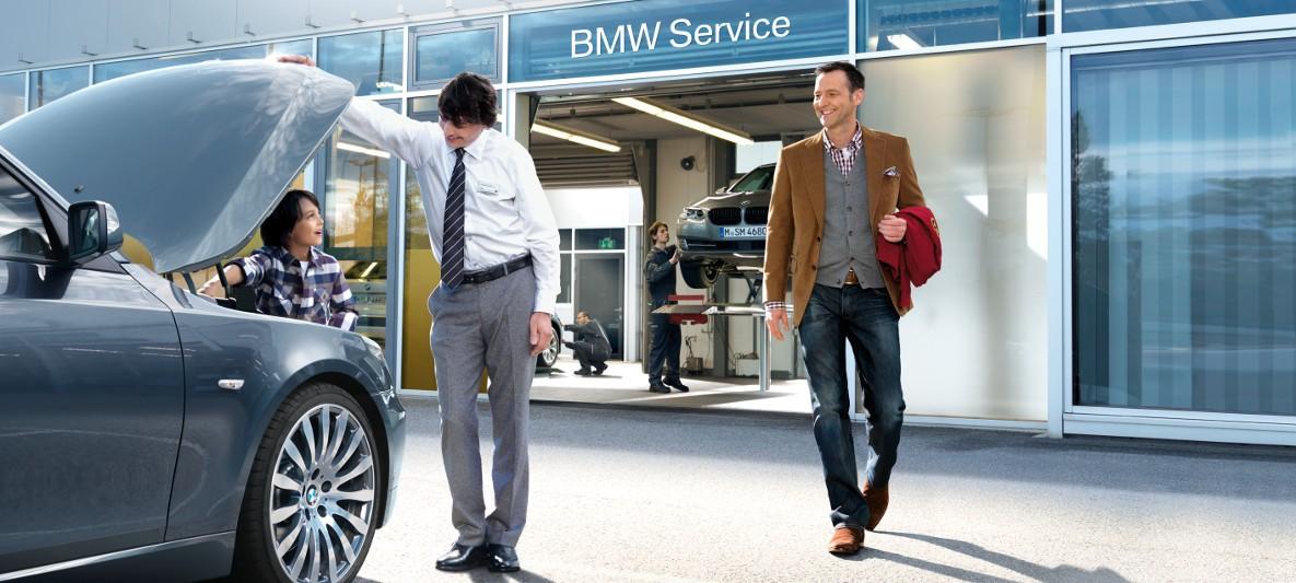 BMW:n takuulla ajaminen on taattua