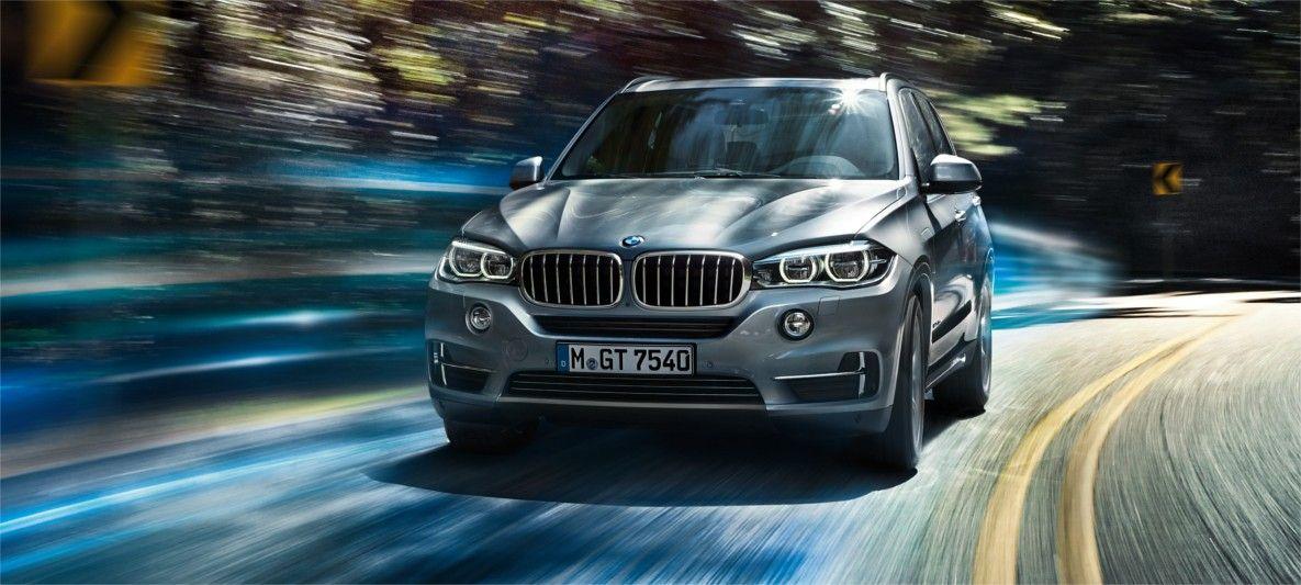 BMW X5 iPerformance-malli