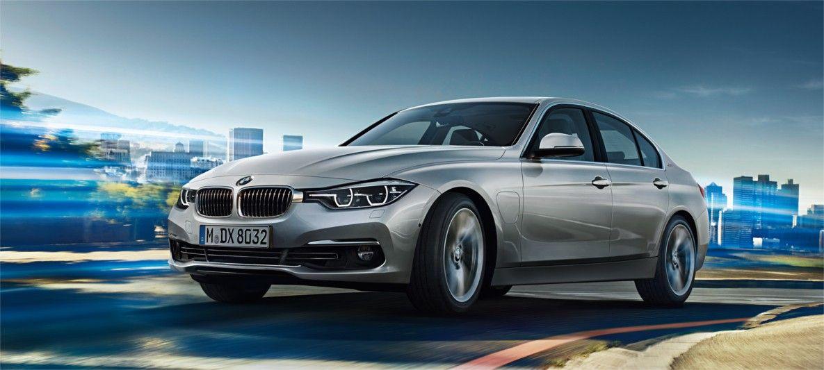 BMW 3-sarjan iPerformance-mallisto