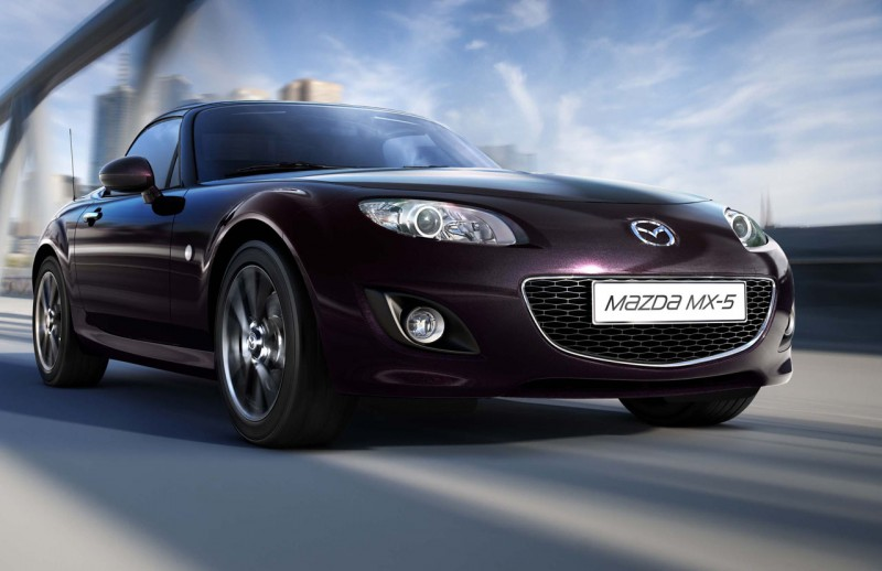 Uusi Mazda MX5