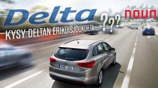 Deltan erikoisjoukot Radio Novalla
