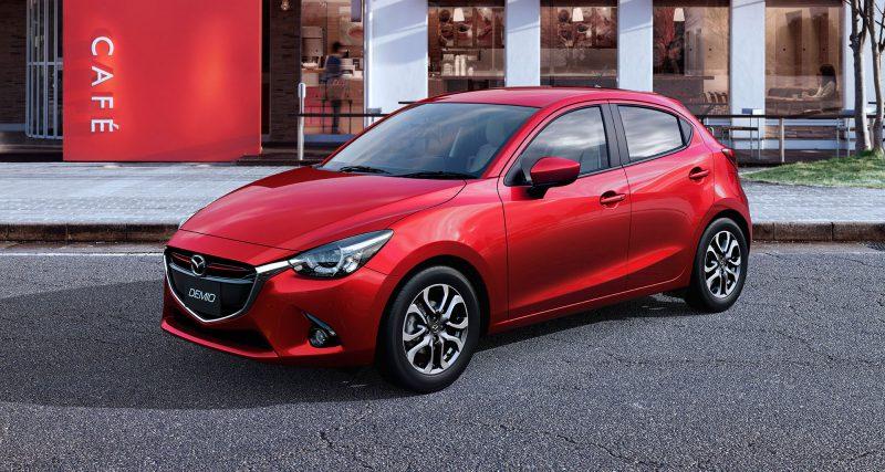 Uusi Mazda2 paljastettu