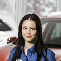 Henkilökuva Milla Nevalainen