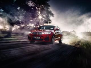 Uusi BMW X4-sarja
