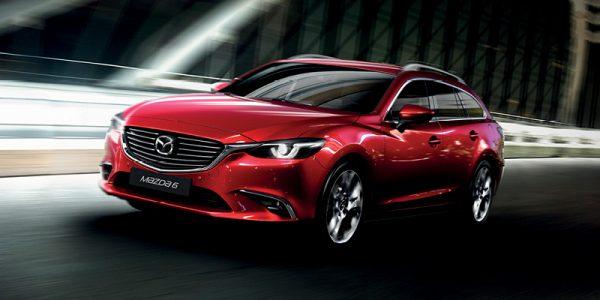 Talvipaketit erikoishinnoin erään Mazda-malleja