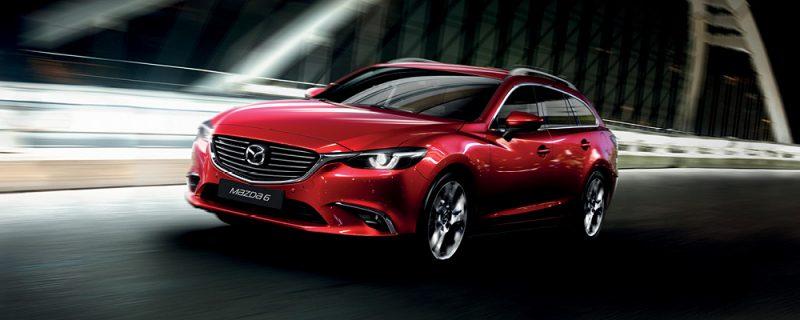 Mazda6 ensiesittelyssä Deltassa