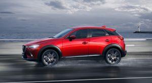 Mazda CX-3 romutuspalkkio