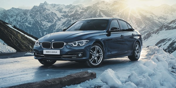 BMW 3-sarja 40 vuotta