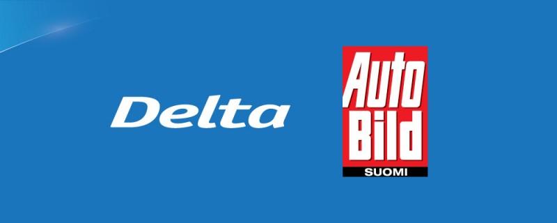 Delta valittiin Suomen parhaaksi autotaloksi
