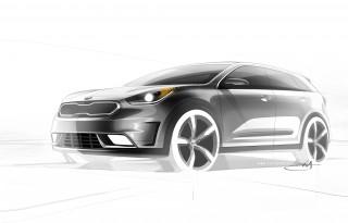 Kia esittelee uuden Niro-hybridin