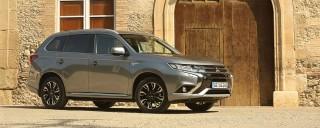 Uusi Mitsubishi Outlander PHEV