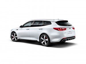 Kia Optima-farmari 2