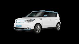 Kia Soul EV sähköauto