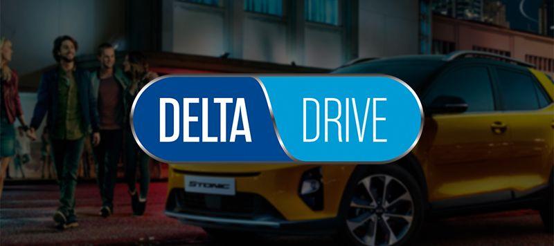 DeltaDrive on huoleton tapa ajaa uudella autolla.
