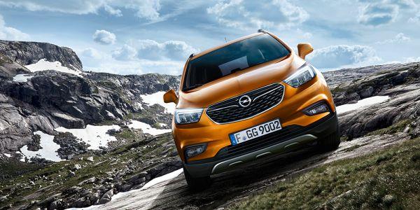 Opel Mokka MY17