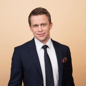 Asiakkuusjohtaja Ossi Koskinen