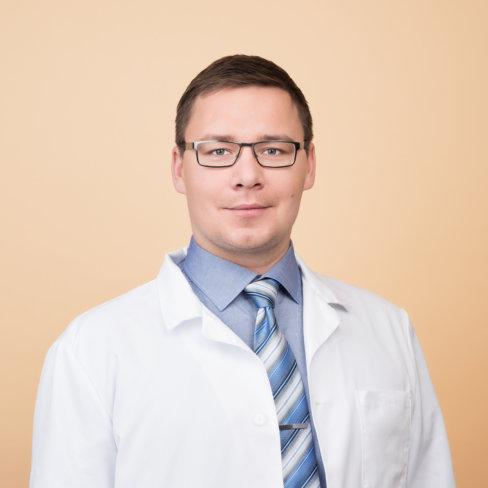 Syöpätautien erikoislääkäri Maigo Riener