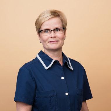 Rintasyöpähoitaja Helena Juutinen