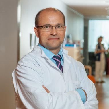 Tuomo Alanko, Lääkehoidon ylilääkäri, LT Syöpätautien erikoislääkäri