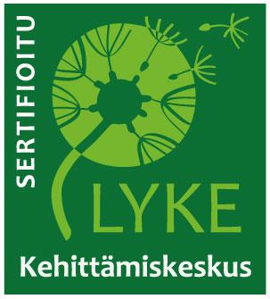 LYKE Sertifikaatti