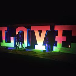 Lux Korkeasaari / LOVE