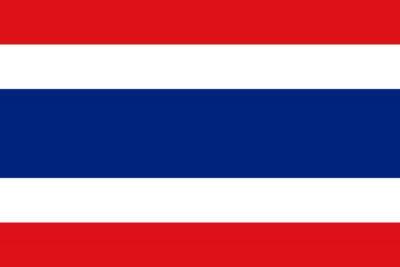 Thaimaan-lippu