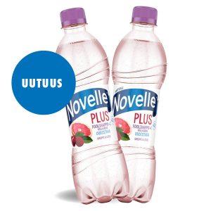 Novelle Plus 0,5 l 2 kpl 4 €