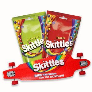 Voita Skittles Longboard