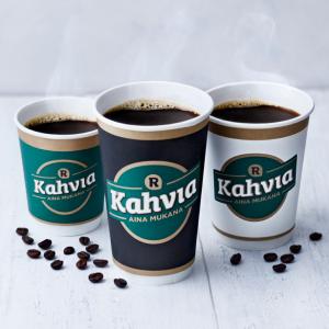 Tuoretta kahvia aamusta iltaan!