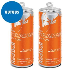 Red Bull Orange Edition 0,25 l 2,50 €