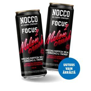 NOCCO Focus 2 Melon Crush 2 kpl 5 €