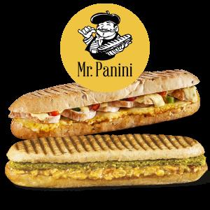 Herkulliset paninit 4,90 €