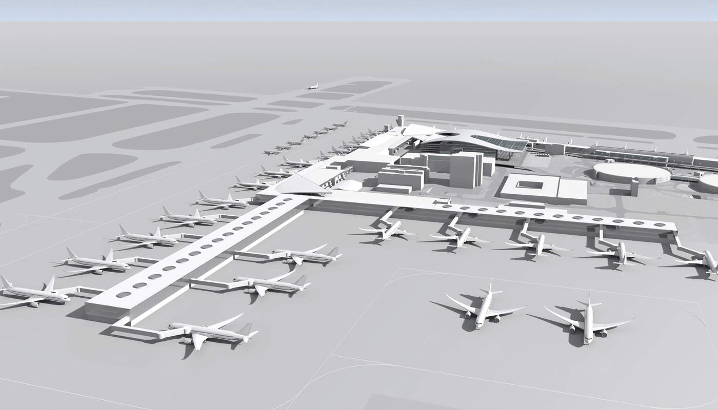 Infrastructure Planning At Helsinki Airport Sito