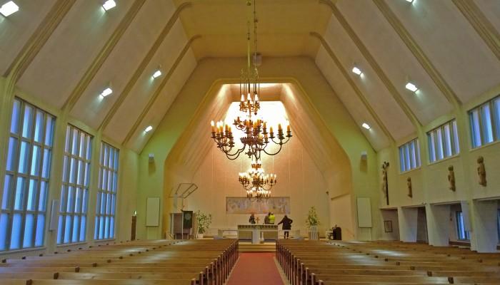 kirkko rekry Rovaniemi