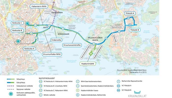 Coordination Of The Kruunusillat Bridge Project Helsinki