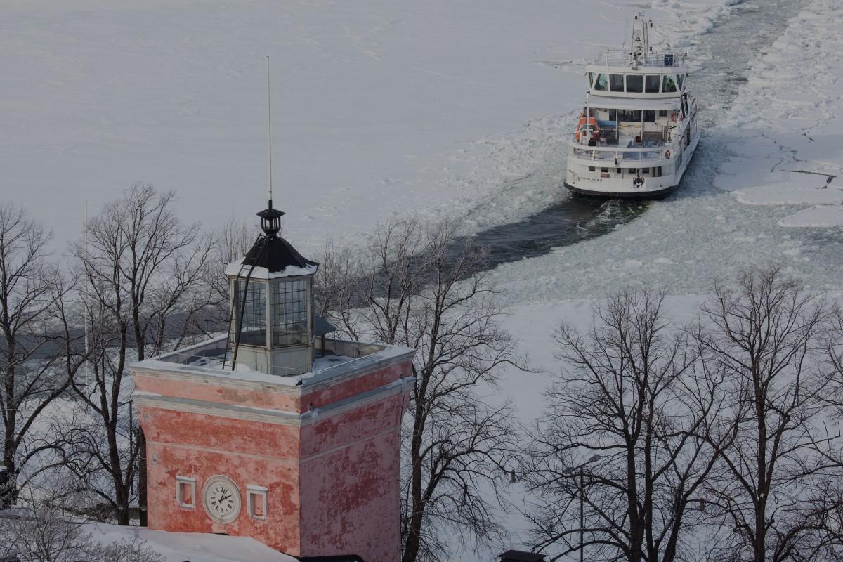 HSL ferry - Suomenlinna Official Website