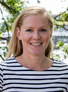 Kasvokuva Laura Heikkilästä