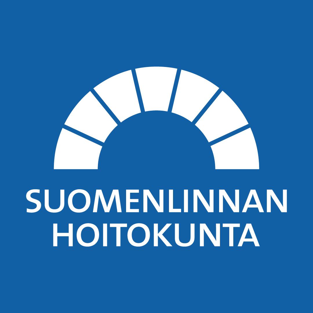 Pantone-järjestelmäinen hoitokunnan logo.