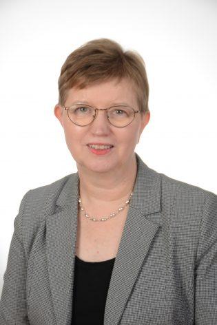 Uusi hoitokunnan hallintojohtaja Kirsi Moisander