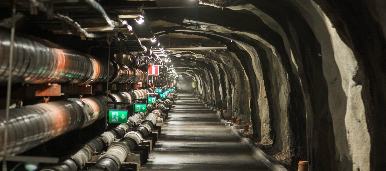 Suomenlinnan Tunneli